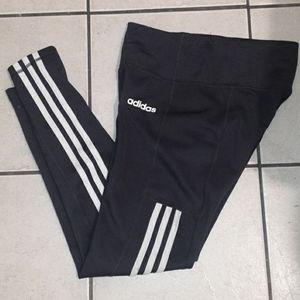Pants - Smoke grey  Adidas leggings.